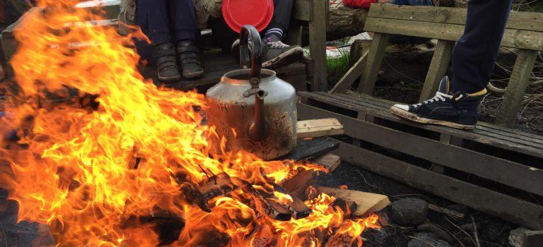 Vuurtje maken
