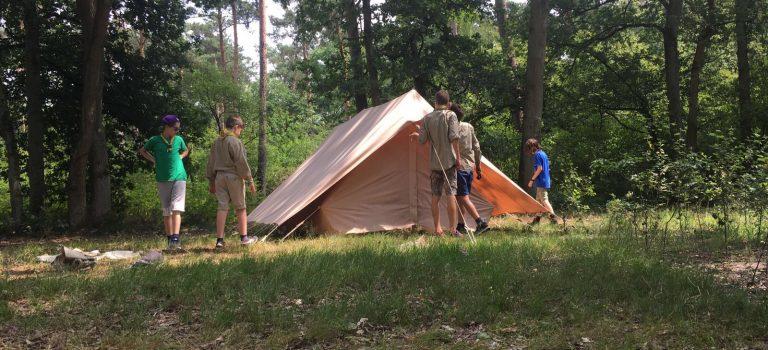 Zomerkamp 2017 Scouts