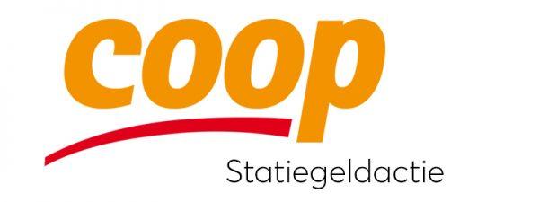 Coop Verzijl helpt mee d.m.v. statiegeld actie!