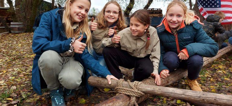 Installatie Scouts 2020